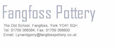 Fangfoss Pottery graphic